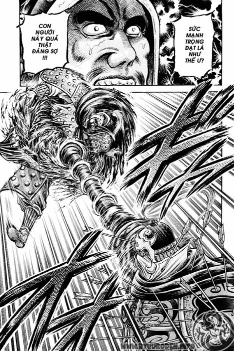 Chú Bé Rồng - Ryuuroden chap 83 - Trang 20