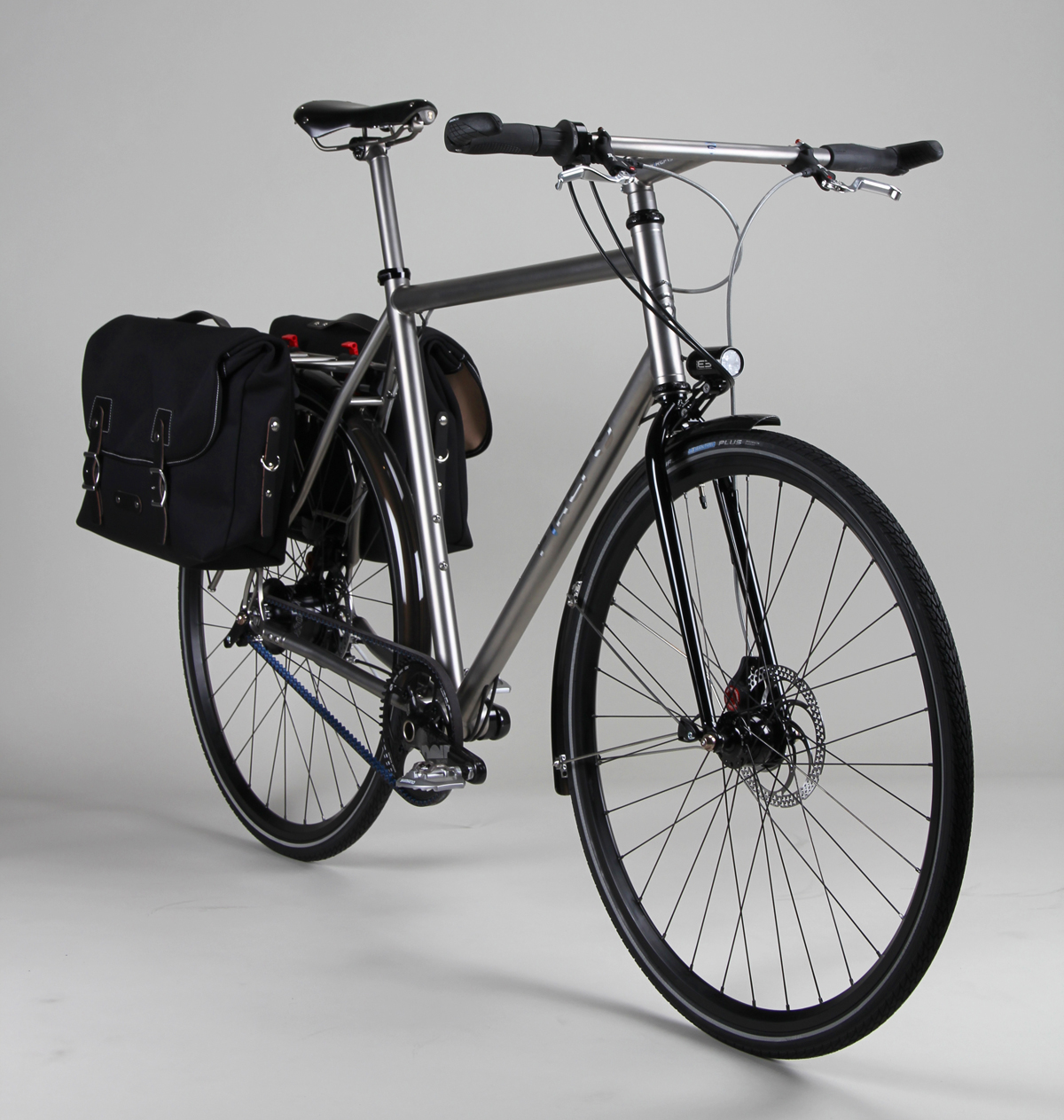 The Monkey Lab Rohloff Equipped Belt Driven Firefly