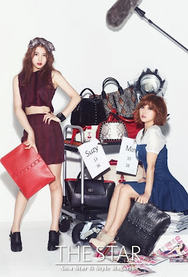 Miss A - The Star Magazine October Issue 2013
