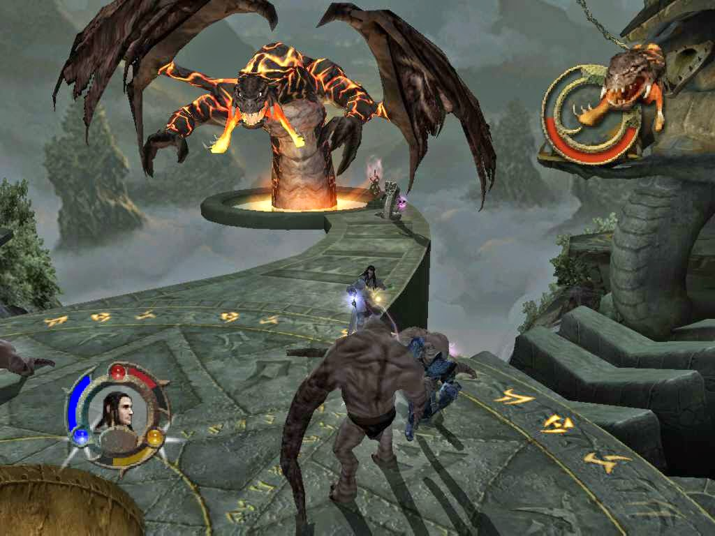 Forgotten Realms: Demon Stone Download (2004 Role playing ...