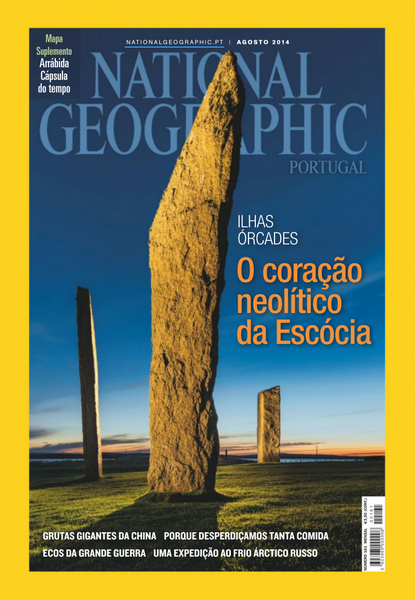 National Geographic Portugal � N� 161 Agosto (2014)
