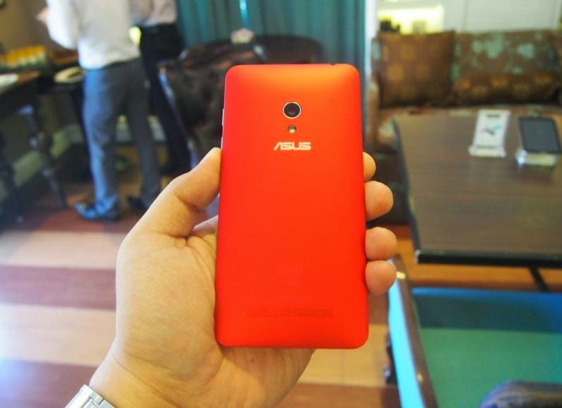 Asus Zenfone 4 and Zenfone 5 Hands-on