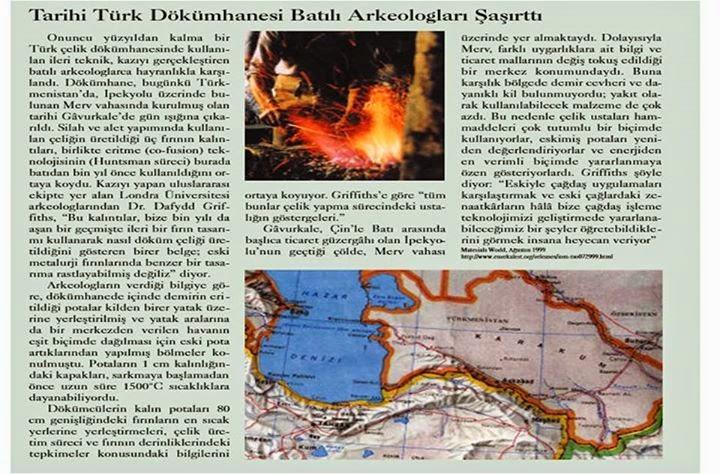 Tarihi Türk dökümhanesi