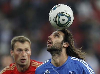Greece 1 - 1 Russia (3)
