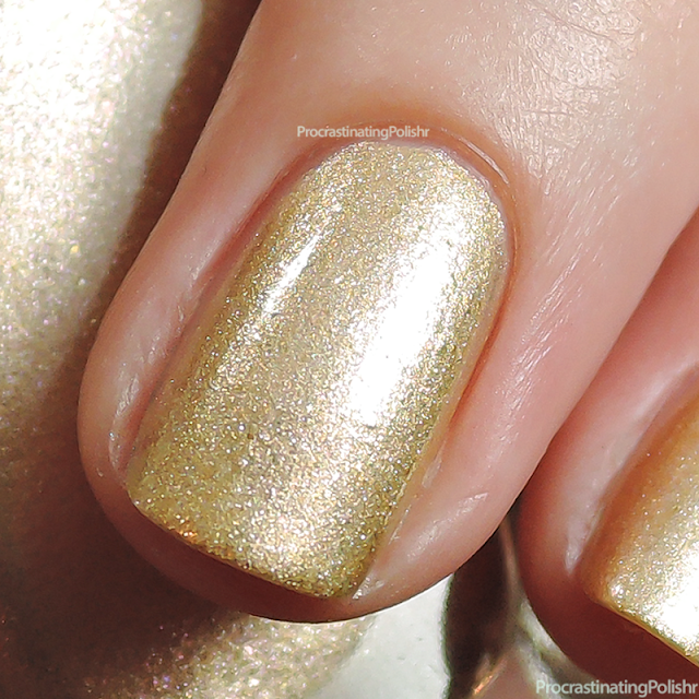 Moonstone Nail Polish - My Best Dress   Long & Lost collection
