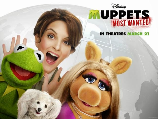 "Imágenes de la película ""Muppets Most Wanted"""