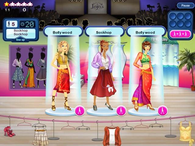 Download Fashion Show Dress Up