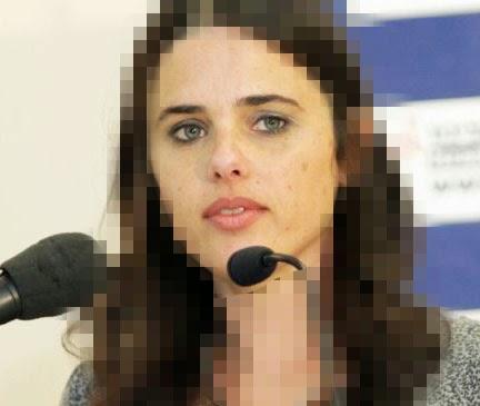 Ahli Parlimen Israel Ayelet Shaked
