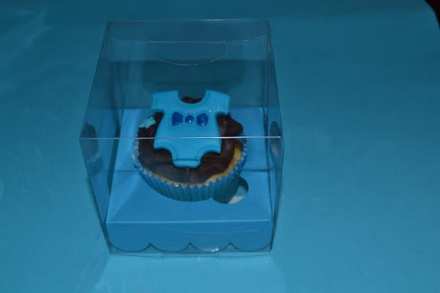 caja cupcakes detalle bautizo bebe niño niña sugar dreams gandia