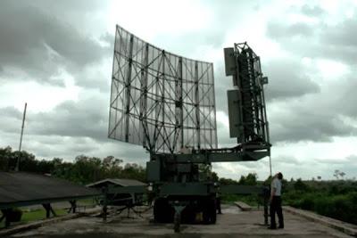 Radar TNI-AU. PROKIMAL ONLINE Kotabumi Lampung Utara