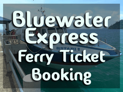FERRY TICKET RESERVATION
