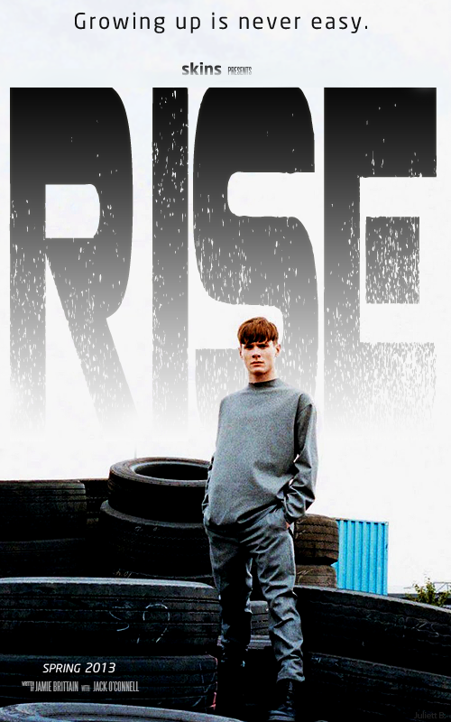 Skins Rise - S7 - Cook | TV | Pinterest