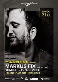 MADNESS  MARKUS FIX