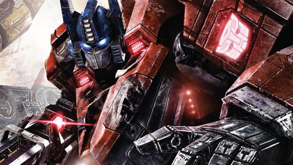 Transformers Fall of Cybertron Tweaks