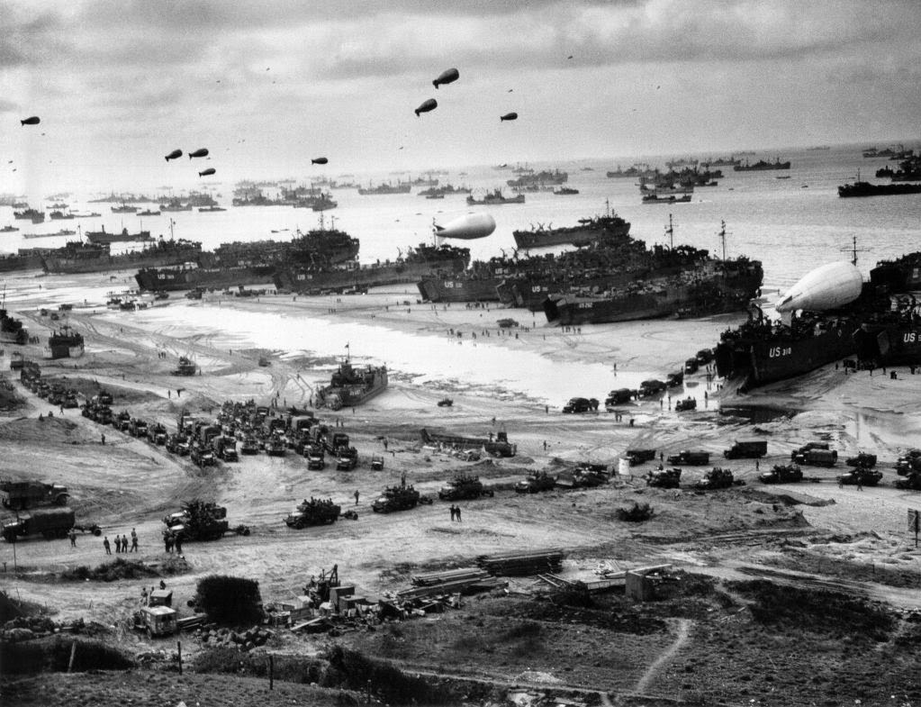 operation overlord during the wwii Operation overlord was the code name for the battle of normandy, the allied operation that launched the successful invasion of german-occupied western europe during.