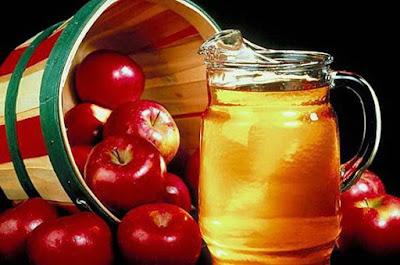 20 Tác dụng từ 1 chai dấm táo