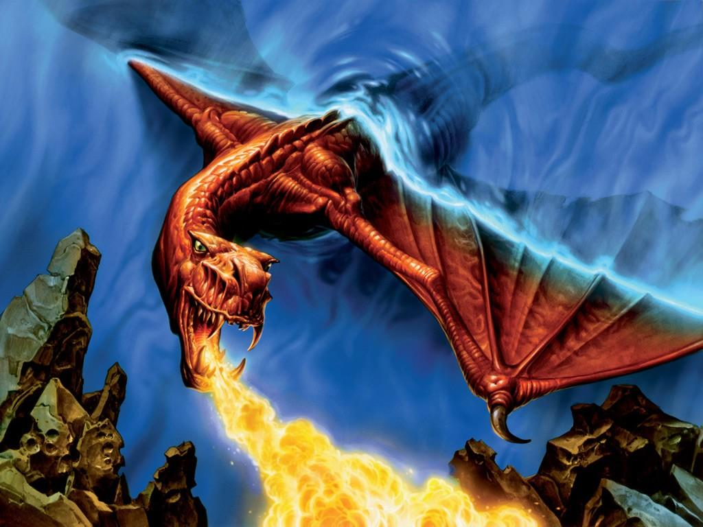 Fire Dragon Wallpapers Gallery