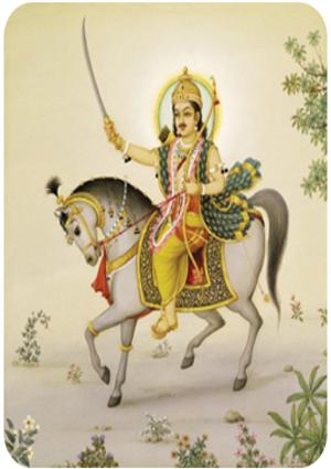 Kalki Avatar of Lord VishnuKalki Avatar 2012