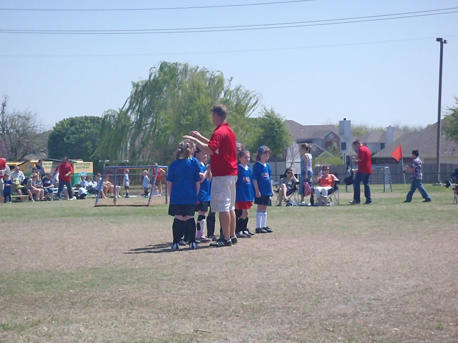 the memories of my first picture of the soccer season So ill just recap some of my lingering memories the look on my buddys face (and mine as well) when bonzo first tested his drums  soccer being called football .