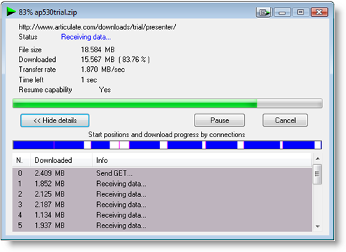 3 Cara mempercepat download IDM 50 kali lebih cepat