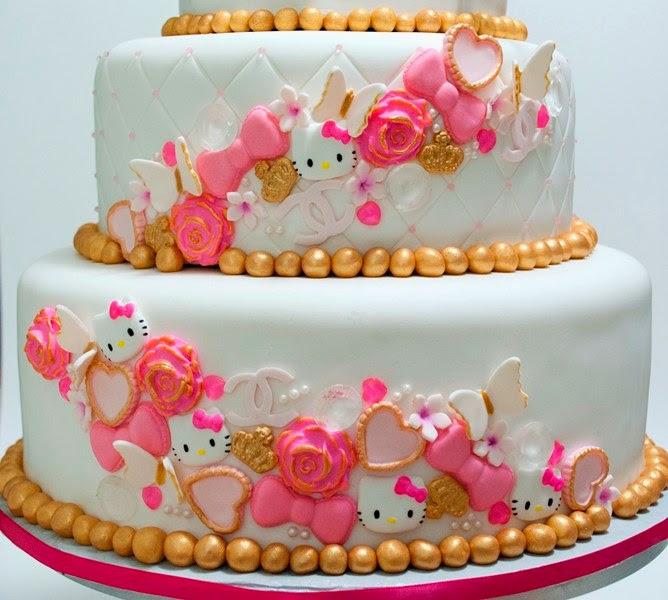 Inspirasi kue ulang tahun untuk anak