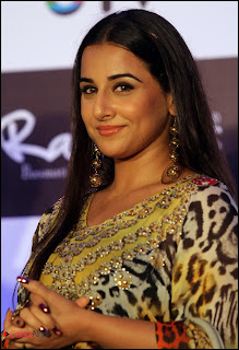 Vidya Balan Picture Gallery at Special Fun Lunch Party Promoting GHANCHAKKAR Hindi Movie  0010
