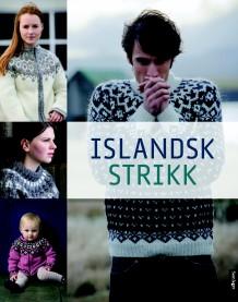 Islandsk strikk: