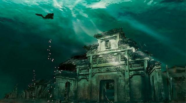 Ciudad del Leon china