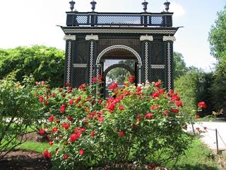 Schonbrunn Gardens – Vienna, Austria