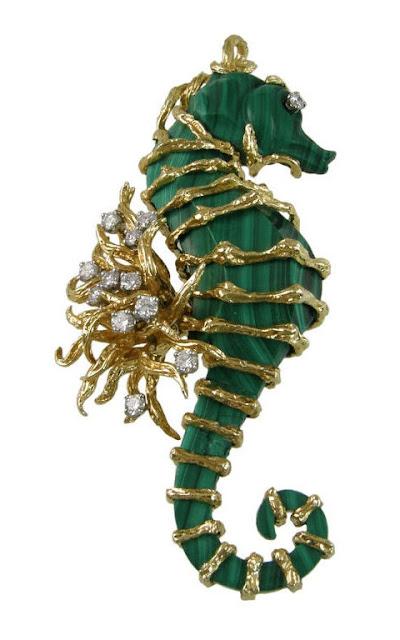 sea horse fine jewelry