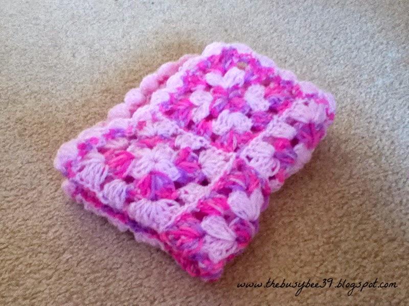 Simple-Crochet-Blanket