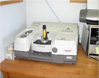 gambar spektroskopi FTIR IR