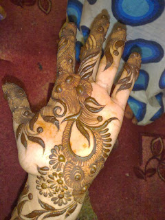 Mehndi Designs From Around The Globe