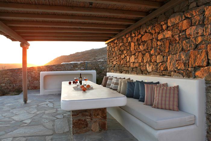ESTILO RUSTICO Galerias Rusticas Rustic Style Porches