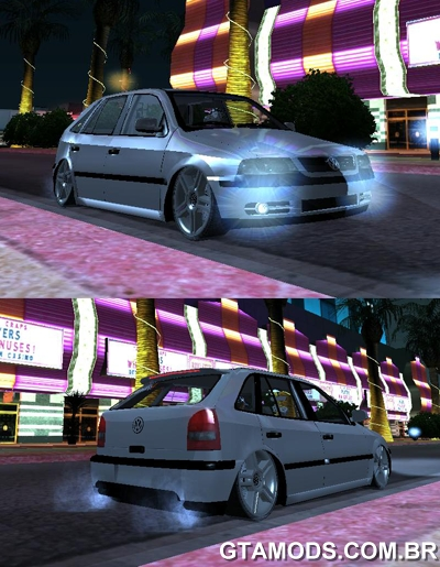 Vw Gol G3 Whipz Edit