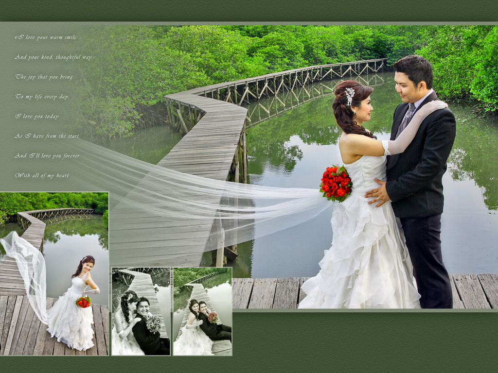 download background foto pre wedding