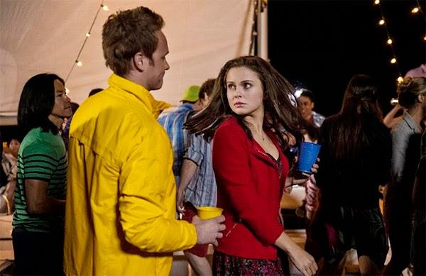 Liv y Blaine DeBeers (David Anders) iZombie 1x01 - Pilot