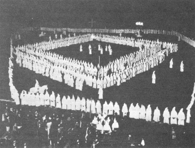 racism in the 1920s Klan 20 was as paranoid and racist as version 10 the difference is that it found  a way to align itself perfectly with millions of white protestants in the north as.