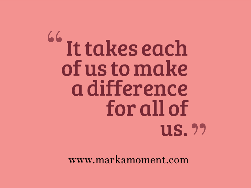 made a difference Since 1992, make a difference day has inspired hundreds of thousands of volunteers to give back in their local communities for more than two decades, points of light.