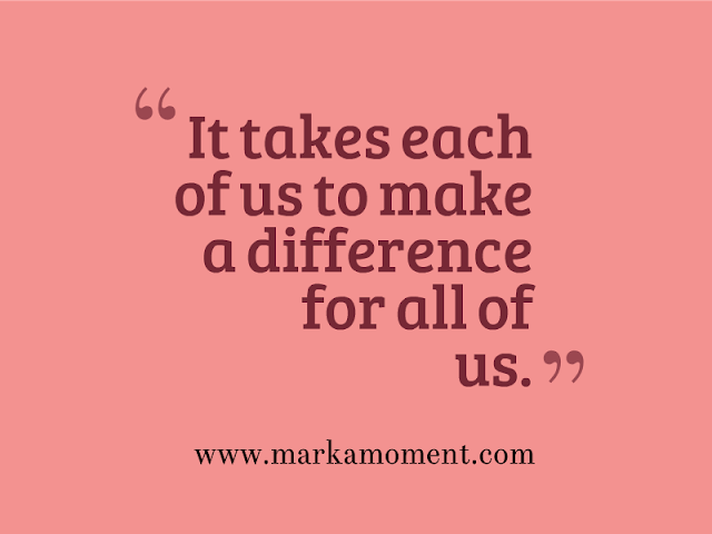 Beautiful Quotes on making a difference8