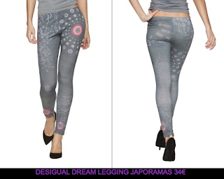 Desigual-leggings