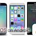 تحويل هاتفك الذكي اندروید الى نظام iOS