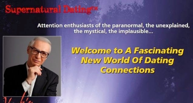Paranormal dating website