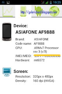 asiafone af9888 detail