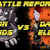 Full Length Video Battle Report #36 Iron Hands Demi Company vs. Dark Eldar