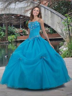 Davinci Quinceanera Dress