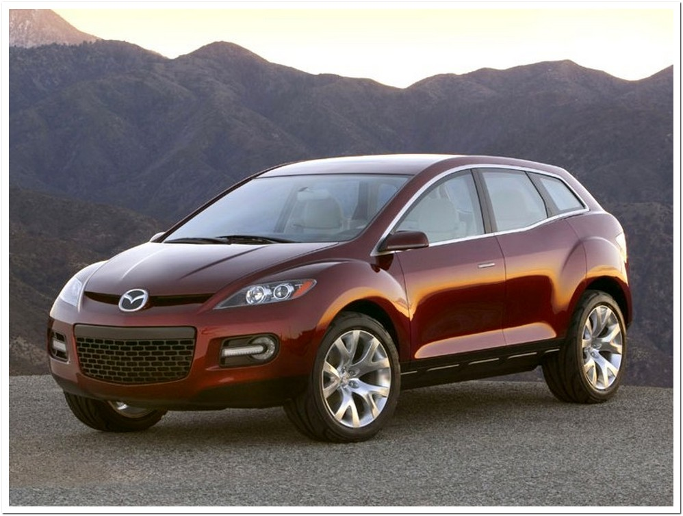 mazda cx 7 suv specifications and models. Black Bedroom Furniture Sets. Home Design Ideas