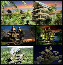 Philippine Bahay Kubo Design