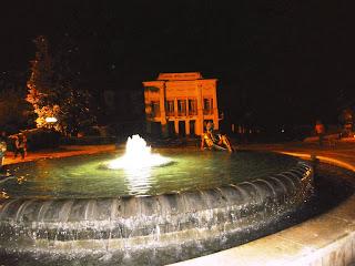 Piazza Abano terme