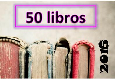 http://mipropionuncajamasx.blogspot.com.es/2016/01/desafio-50-libros.html